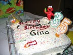 Gino 35th Birthday