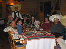 Mexican dinner (wheres Eric?)