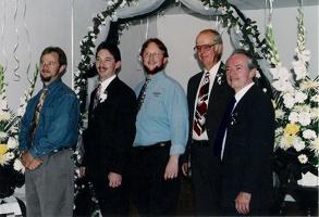 Eric, Chris, Scott, Mark, and Richard Gartner