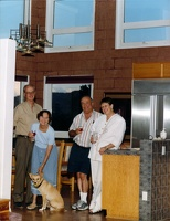 2002--Mark, Jeannette, Ginger, Jay, and Dutchie