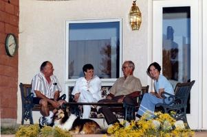 2002--Jay, Dutchie, Mark, Jeannette, and Nicki