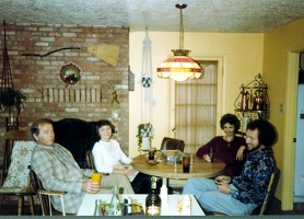 Mark, Jeannette, Cheryl, and Billy.
