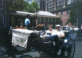 Philadelphia Buggy Ride