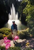 5/22/99--gardens in Victoria, BC