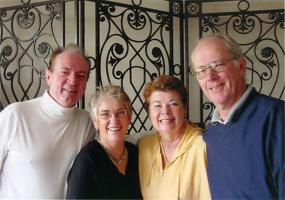 Dick, Mary Beth, Patsy, and Mark.