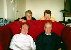 Dick, Mary Beth, Patsy, and Mark