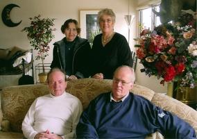 Dick, Jeannette, Mary Beth, Mark.