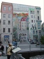 D.Quebec City-Mural  092