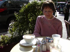 D.Quebec City-a bowl of Cafe au Lait 096