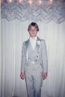 Eric at Scott's wedding
