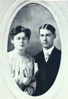 Florence Watson and Fred W. Gartner, Richard's parents