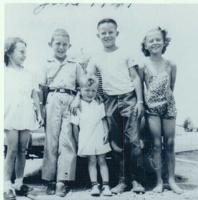 Jeannette, Donald, Billy, Fred, Charlotte