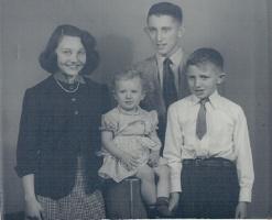 Jeannette, Donald, Vanessa, Billy