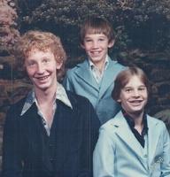 Scott, Chris, Eric