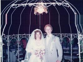 Scott's wedding