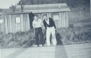 Johnny and Charlie Vidal